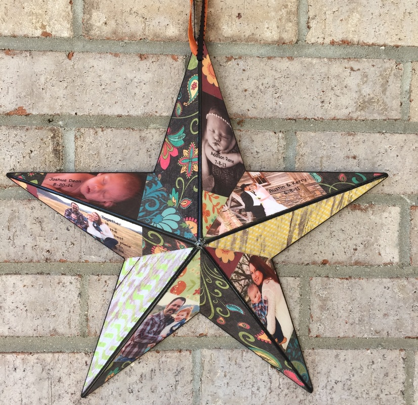 Barn Star personalized