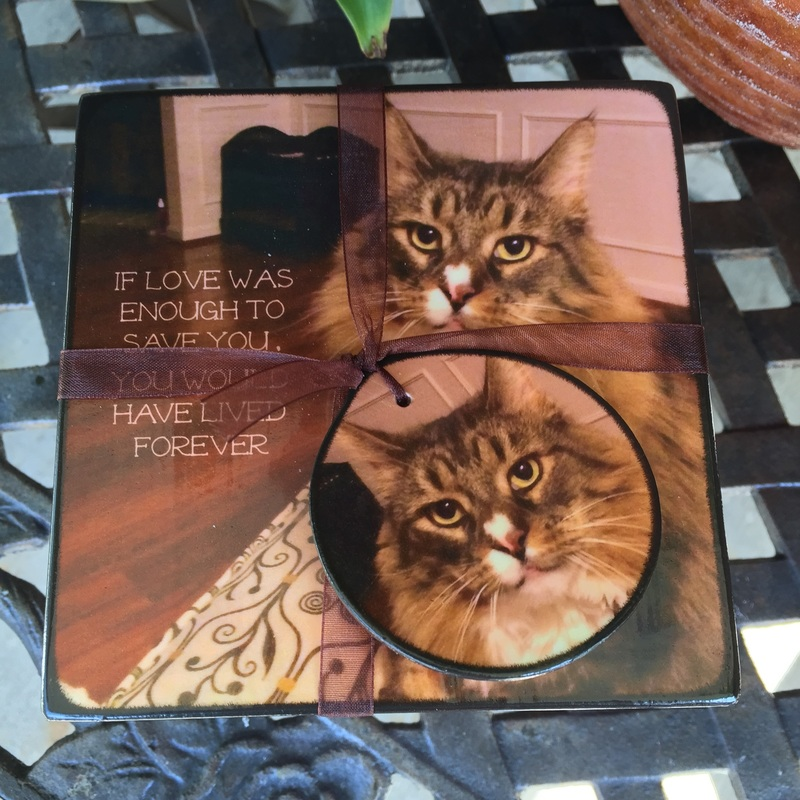 Personalized Cat Urn