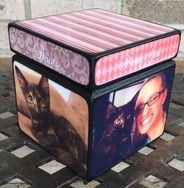 Custom Cat Urns