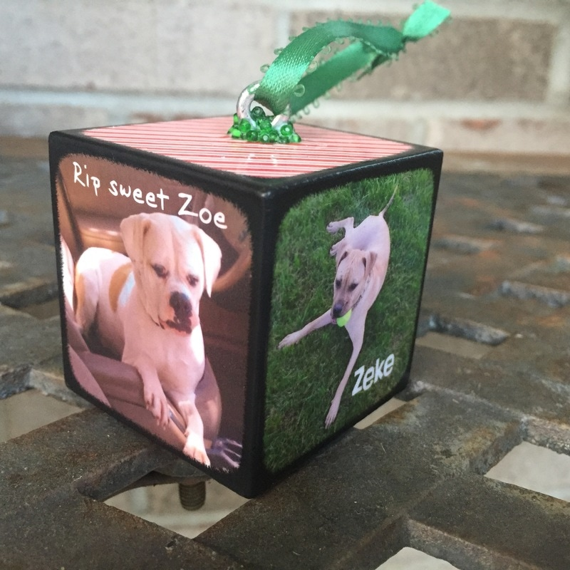 Dog Pet Ornament gift