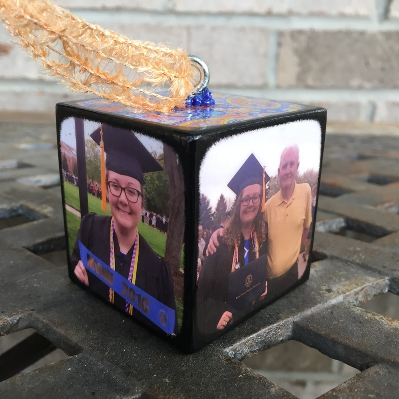 Graduation gift ornament